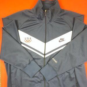 Nike Olympics Track Jacket 2008 Beijing 3XL USA